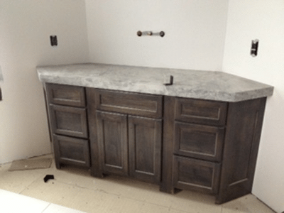 Countertop Edging Pittsburgh Pa