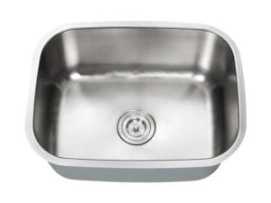 Indus - Single bowl stainless steel kitchen sink