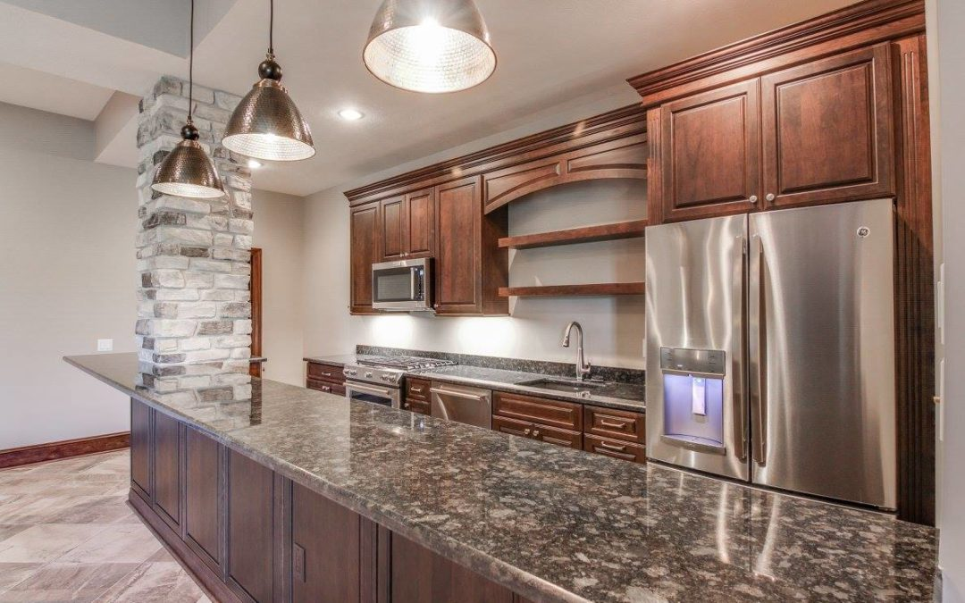 Popular Granite Countertop Styles 2018