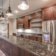 Granite Countertop for a Kitchen