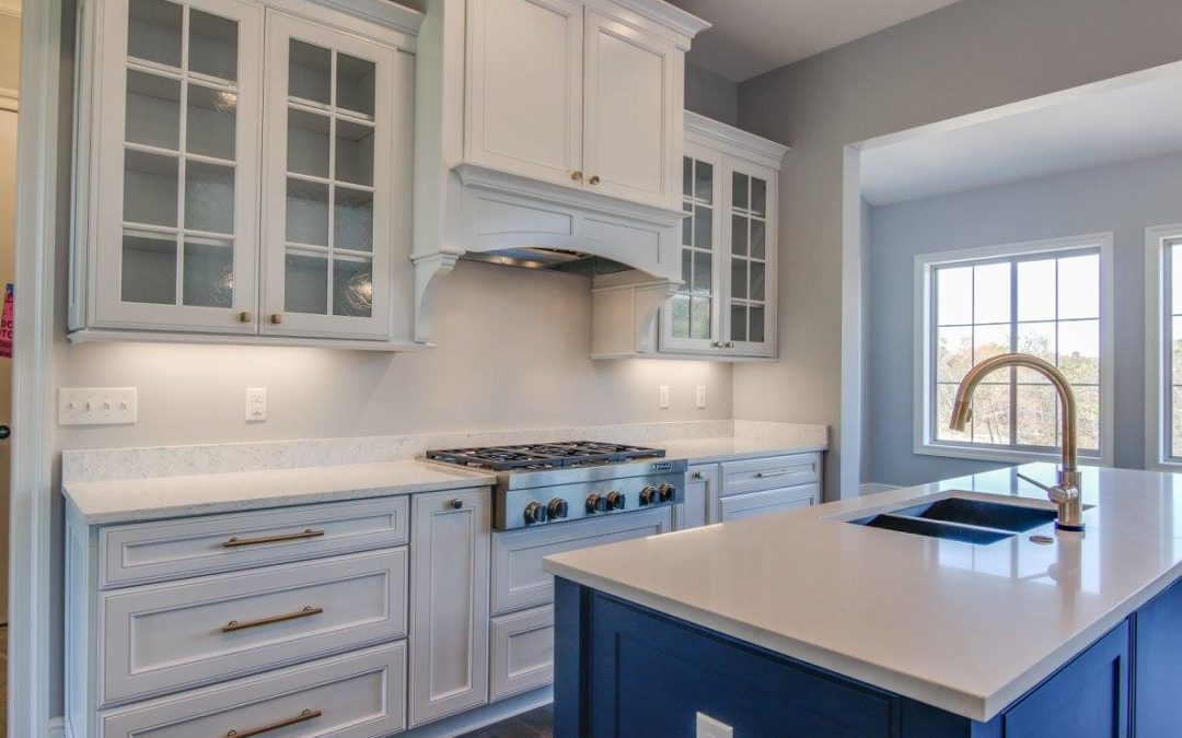 Quartz Countertops installed by Choice Granite & Marble