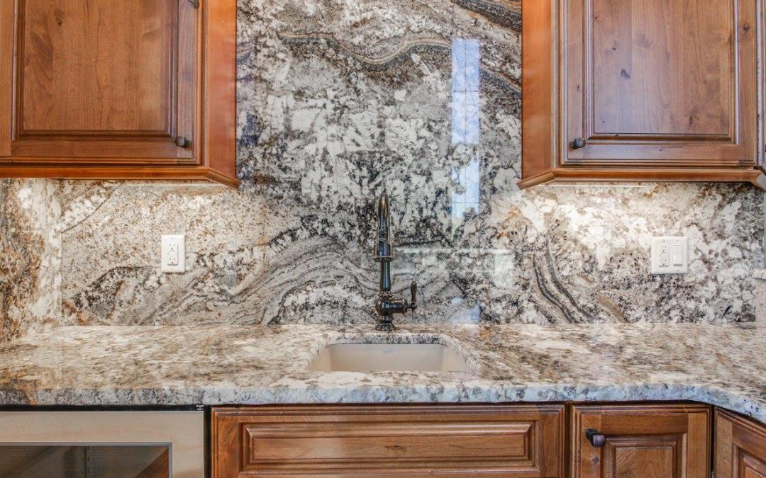 Why a Slab Backsplash Is Perfect for Your Kitchen