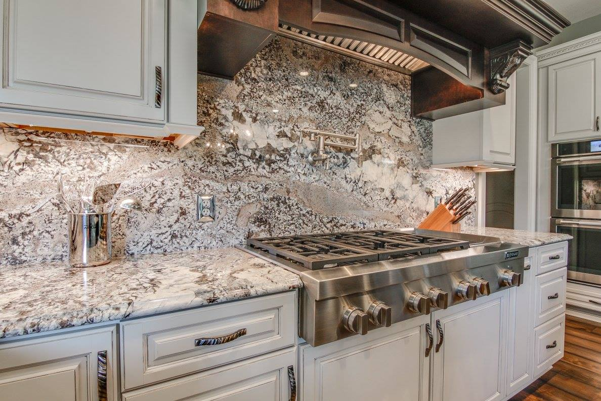 Natural Stone Backsplash Benefits | Choice Granite & Marble on Granite Countertops With Backsplash  id=81602