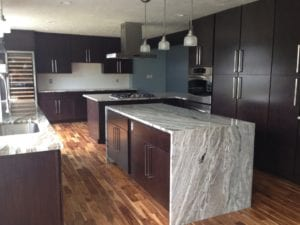 A dolomite countertop installed in Pittsburgh by Choice Granite & Marble