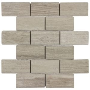 Brushed Brick Wolf Accent Tile Choice Pittsburgh Tile Services