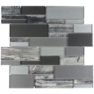 Smoky Mosaic Wolf Accent Tile Choice Pittsburgh Tile Sales