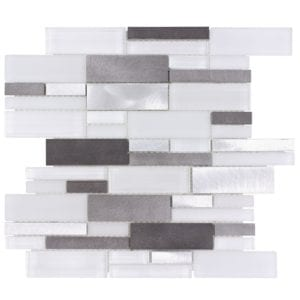 Sparkling Mosaic Wolf Accent Tile Choice Pittsburgh Tile Sales