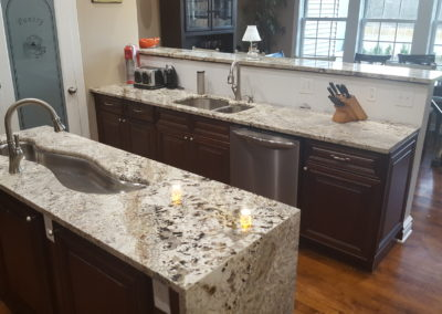 Pittsburgh-Granite-Countertops-Enigma-Waterfall-Panel-Choice-Granite-Marble-5