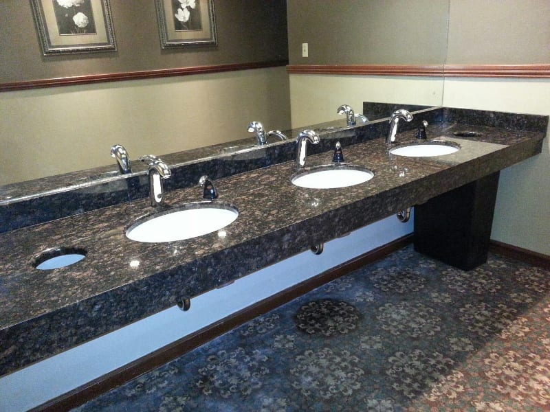 Pittsburgh Granite Vanity Projects - Choice Granite and Marble
