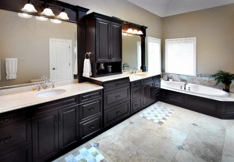 Pittsburgh Marble Bathroom Vanity Projects | Choice ...