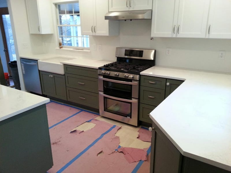 Pittsburgh Quartz Countertop Projects Choice Granite And