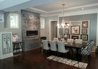 Silver-Gray-Honed-Pittsburgh-Marble-Fireplace-Choice-Granite-Marble