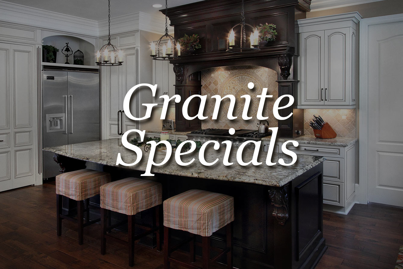 Choice Granite Specials
